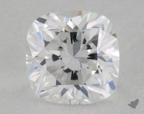 0.40 Carat D-VVS2 Cushion Cut Diamond