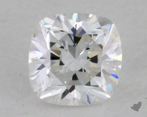 0.40 Carat D-I1 Cushion Cut Diamond