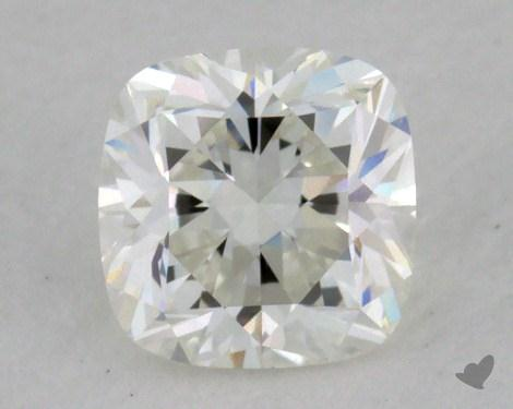 0.40 Carat H-VVS1 Cushion Cut Diamond