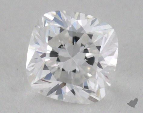 0.43 Carat D-VS2 Cushion Cut  Diamond