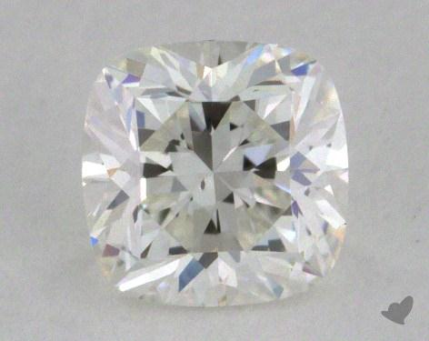 0.45 Carat F-SI1 Cushion Cut  Diamond