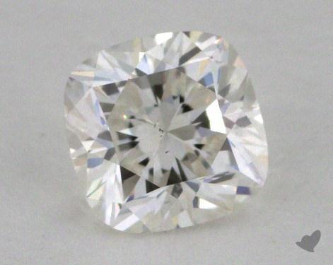 0.50 Carat J-SI1 Cushion Cut Diamond