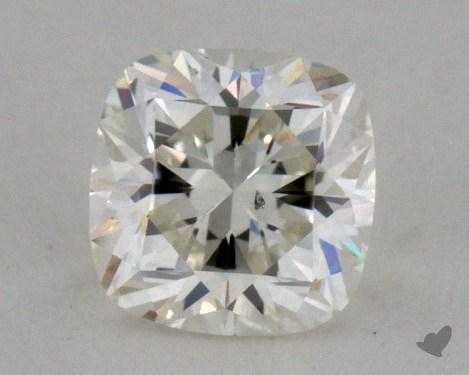 0.53 Carat I-SI2 Cushion Cut Diamond