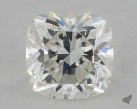 0.70 Carat H-VVS1 Cushion Cut Diamond