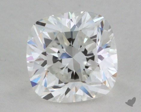 0.71 Carat E-VS2 Cushion Cut Diamond