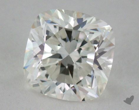 0.73 Carat H-VVS1 Cushion Cut Diamond