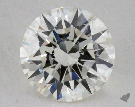 1.05 Carat I-SI2 Excellent Cut Round Diamond