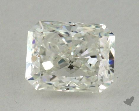 0.81 Carat I-VS1 Radiant Cut Diamond