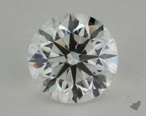 1.01 Carat G-SI1 Very Good Cut Round Diamond