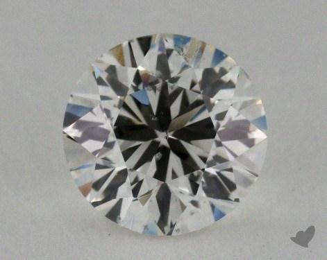 1.45 Carat H-SI2 Good Cut Round Diamond