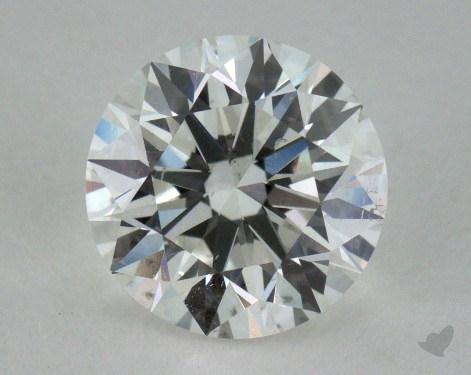 1.50 Carat G-SI1 Very Good Cut Round Diamond