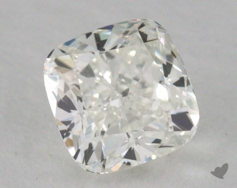 1.07 Carat I-IF Cushion Cut Diamond