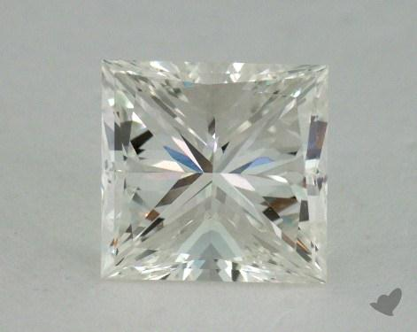 1.20 Carat I-VS1 Very Good Cut Princess Diamond