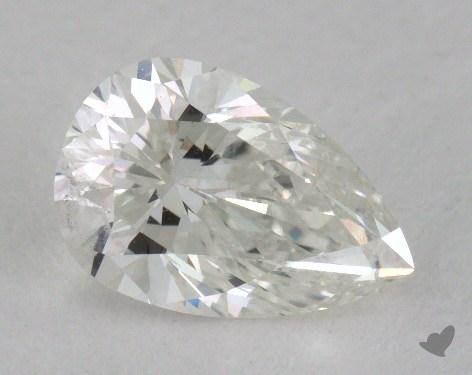1.03 Carat I-I1 Pear Shape Diamond