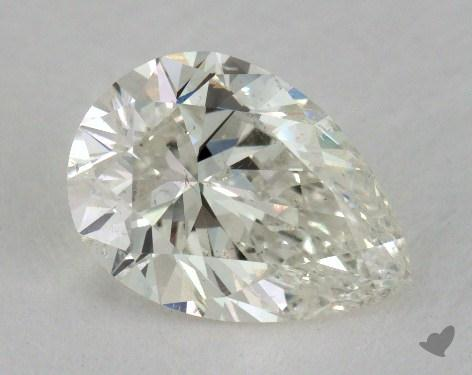1.14 Carat K-SI2 Pear Shaped  Diamond