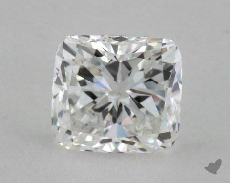 1.35 Carat F-VS1 Cushion Cut Diamond