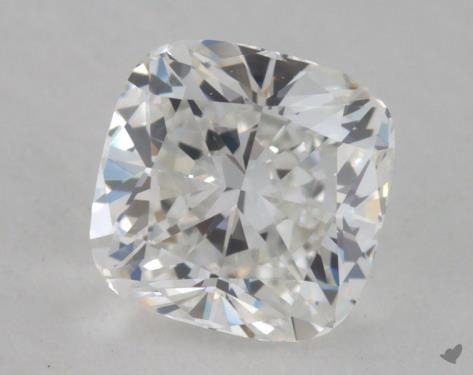 0.91 Carat G-VS1 Cushion Cut Diamond