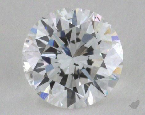 0.73 Carat E-SI2 Very Good Cut Round Diamond