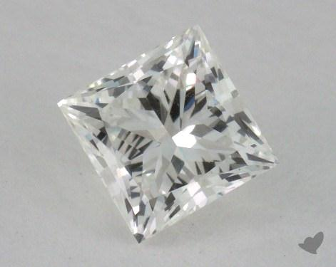 1.00 Carat I-VVS1 Princess Cut  Diamond