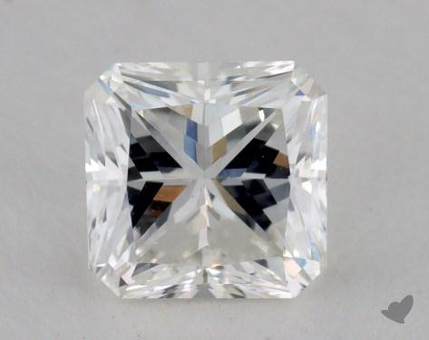 0.88 Carat H-VS2 Radiant Cut Diamond