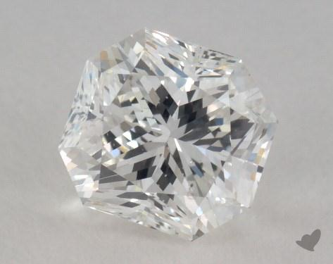 0.98 Carat G-VS2 Radiant Cut Diamond