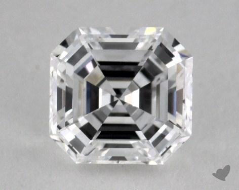 0.83 Carat D-VVS2 Asscher Cut Diamond