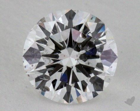 1.01 Carat E-SI2 Very Good Cut Round Diamond
