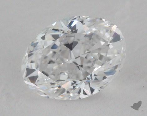 1.01 Carat D-SI2 Oval Cut Diamond