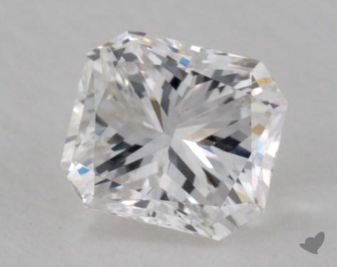 1.02 Carat D-VS1 Radiant Cut Diamond 