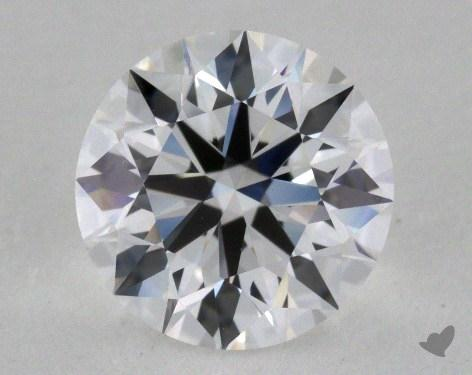1.19 Carat D-VS1 Ideal Cut Round Diamond