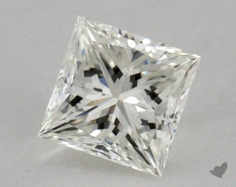 1.16 Carat J-VVS2 Ideal Cut Princess Diamond
