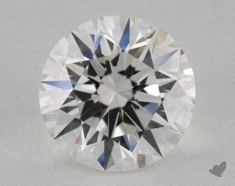 1.13 Carat G-IF Excellent Cut Round Diamond
