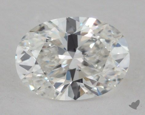 1.58 Carat E-VVS2 Oval Cut  Diamond