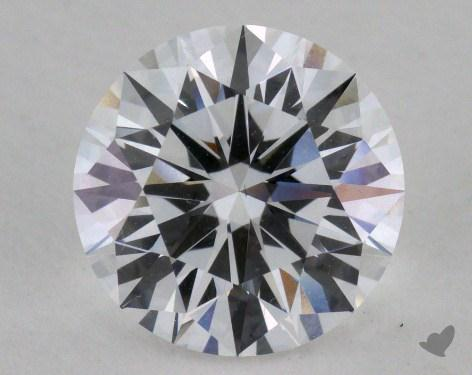 1.84 Carat D-VS1 Excellent Cut Round Diamond