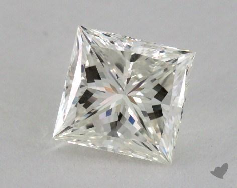 2.01 Carat K-VS1 Very Good Cut Princess Diamond