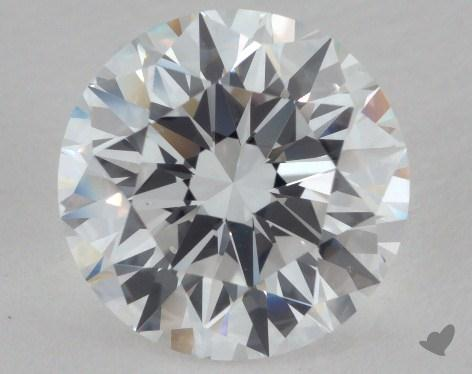 2.06 Carat D-VS2 Excellent Cut Round Diamond