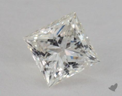 1.01 Carat I-SI1 Very Good Cut Princess Diamond