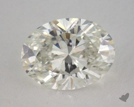 1.72 Carat I-VS2 Oval Cut Diamond
