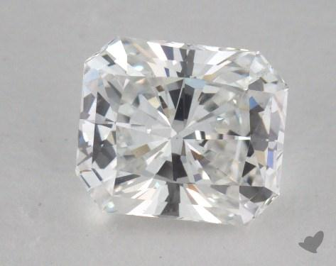 1.15 Carat D-VS1 Radiant Cut Diamond 