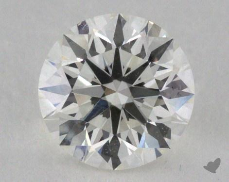 0.81 Carat H-VS2 Excellent Cut Round Diamond