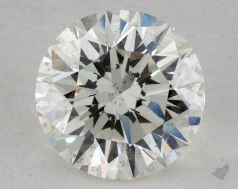 1.00 Carat J-SI2 Very Good Cut Round Diamond