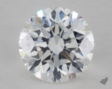1.02 Carat E-VS2 Round Diamond