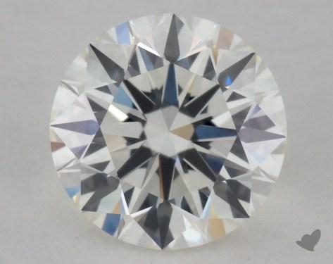 1.15 Carat H-VVS1 Ideal Cut Round Diamond