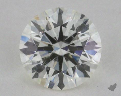 1.04 Carat I-SI2 Ideal Cut Round Diamond