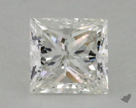 1.31 Carat G-VS2 Good Cut Princess Diamond