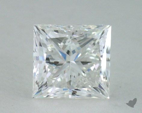 1.16 Carat E-VS1 Very Good Cut Princess Diamond