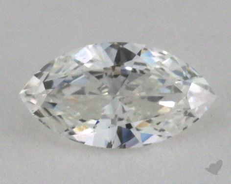0.38 Carat E-VS1 Marquise Cut  Diamond