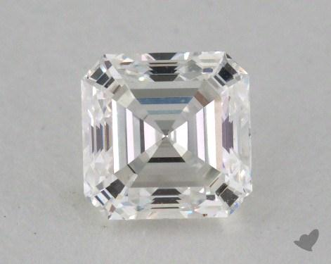 1.01 Carat H-VS1 Asscher Cut Diamond