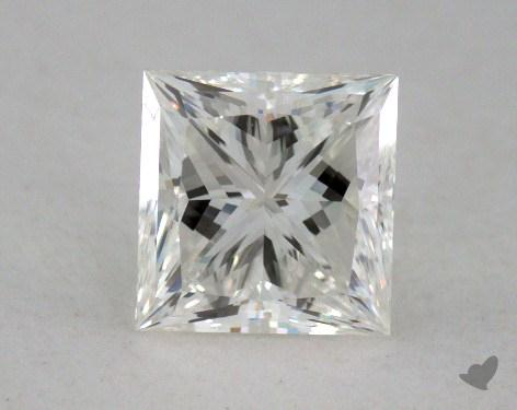 1.04 Carat H-VVS1 Excellent Cut Princess Diamond