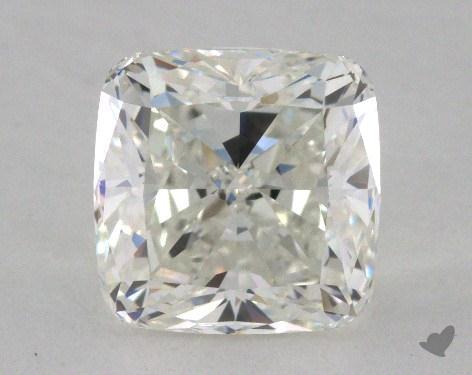 1.71 Carat I-VVS2 Cushion Cut Diamond